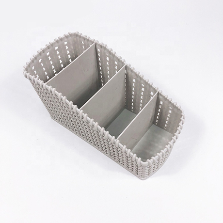 Amazon hot sell Irregular Cane Makes Tabletop Files Sundries Cosmetic Collection Storage Holders