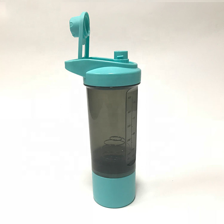 Plastic anti-drop large capacity outdoor kettle portable fitness sports water cup