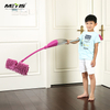 Free Sample Professional 360 Circle Home Cleaning Flexible Plastic Handle Spray Mop for All Floors