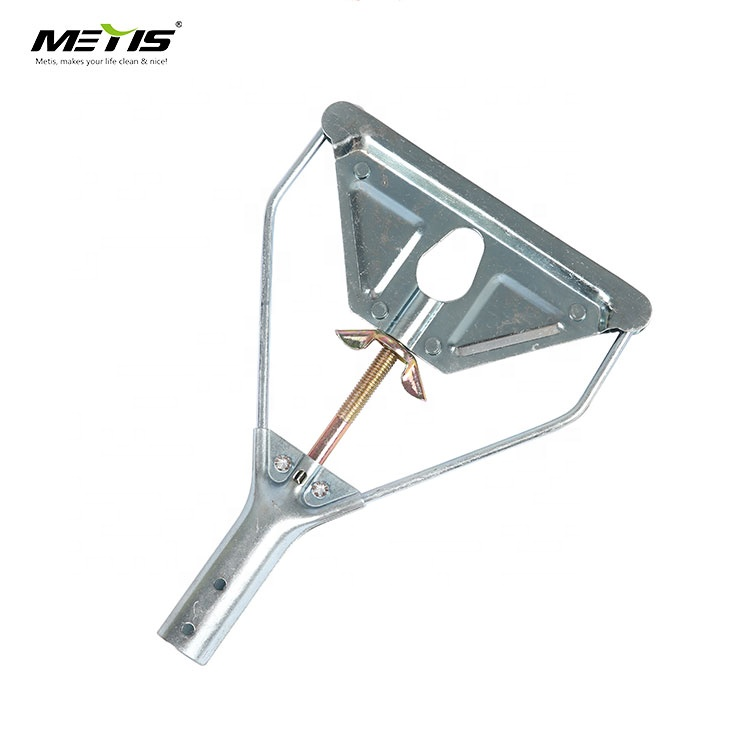 High quality metal iron floor cleaning mop spare parts mop head