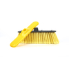 8056 Wholesale Flexible Classical Household Cleaning Plastic Broom With High Quality Bristle