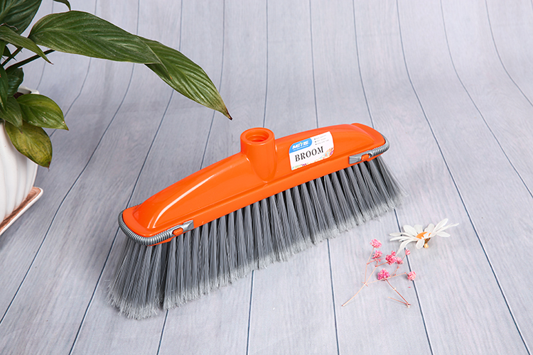 Manufacturer wholesale price high quality household plastic broom head