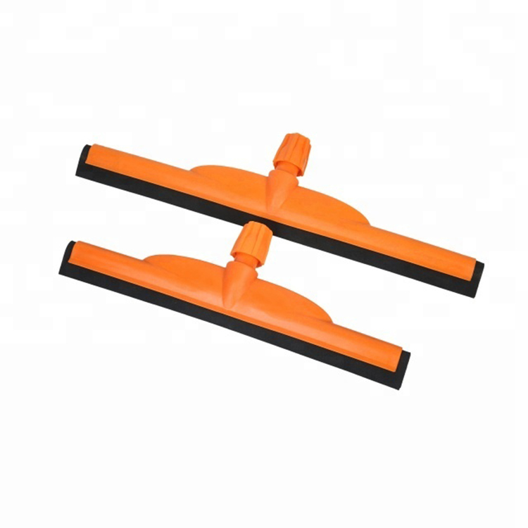 High quality plastic white foam rubber floor squeegee blade All household factory 533-T