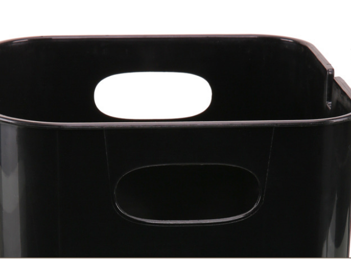 New Design Modern Style Household Square plastic bin inner with lid bin