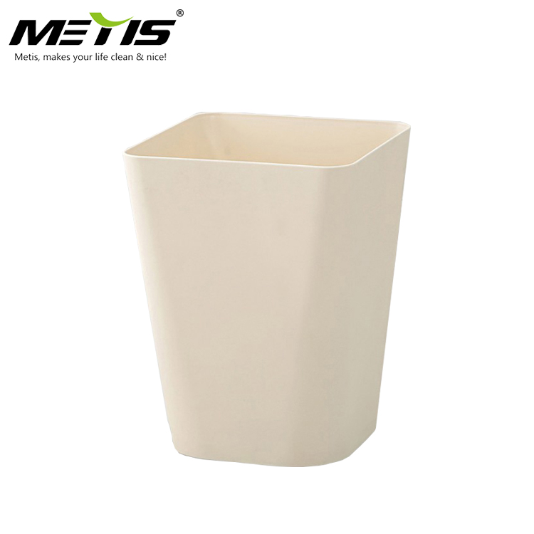 Eco-friendly Colorful Office & Household Small Plastic Trash Can With Lid