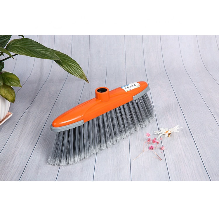 2020 China factory wholesale can accept customized plastic broom head with 7.5cm bristles