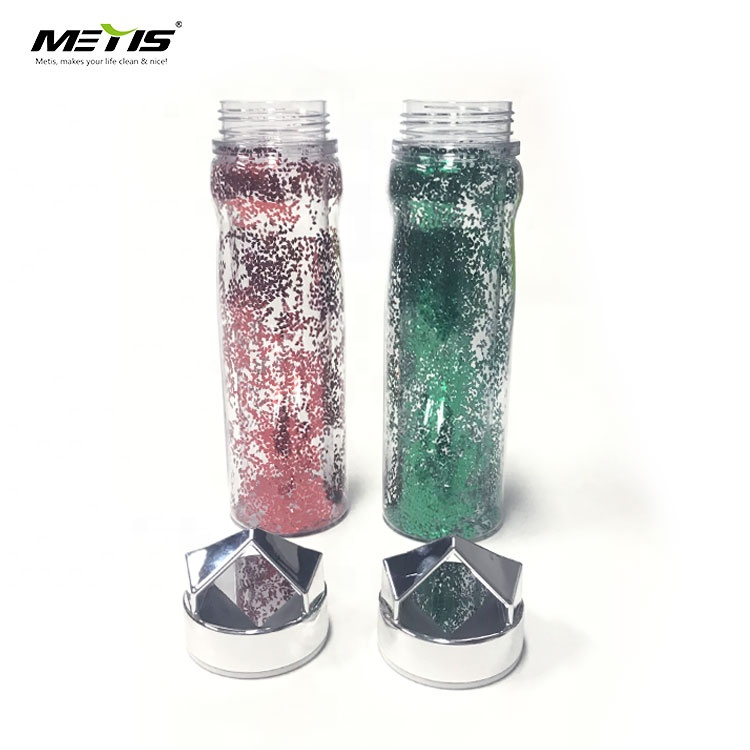 Exquisite Design High Quality Double Walls Plastic Drinking Bottle