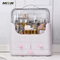 Hot Selling new popular dust protection cover cosmetic storage box with drawers