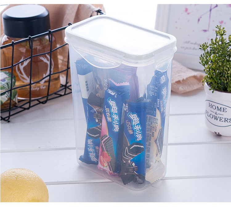 Eco-friendly food container for storage