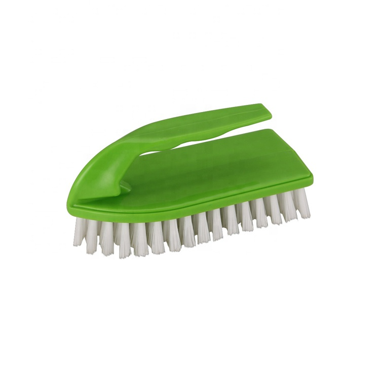 Factory wholesale price new design high quality short hair laundry cleaning brush