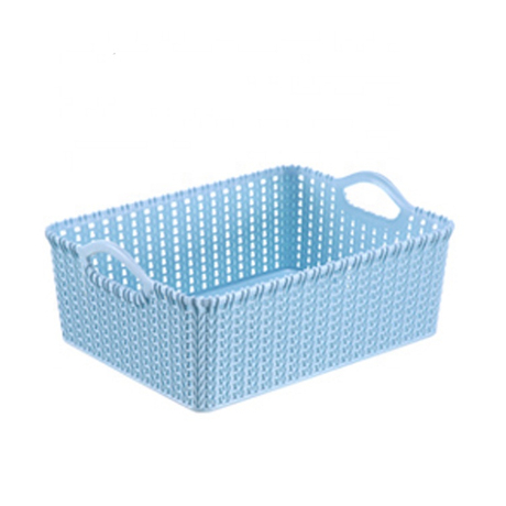 Metis Small wholesale cheap plastic kitchen storage basket