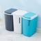 Plastic Mini Trash Can Counter top Waste Garbage Bin for office
